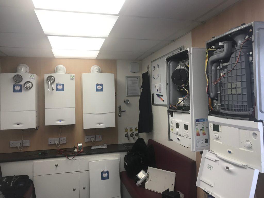 Worcester Bosch Training