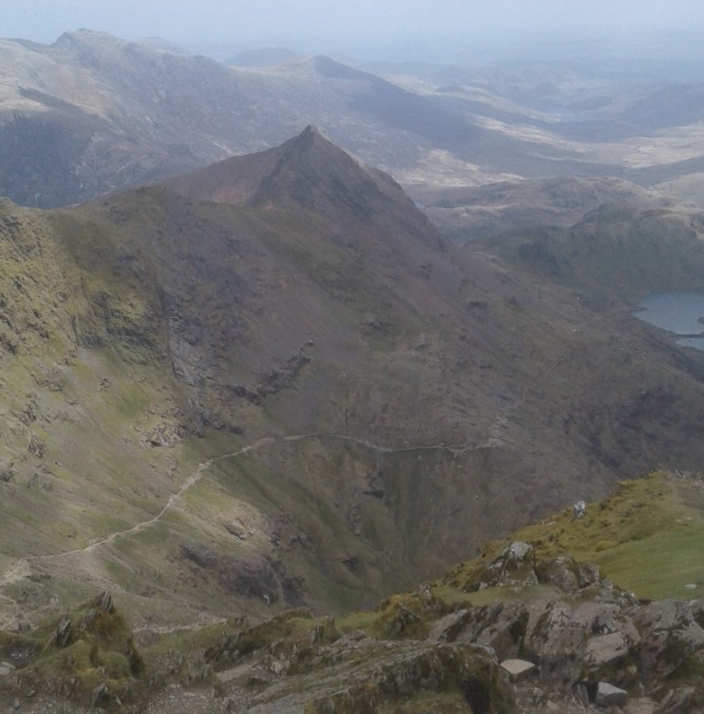 Snowdon Summit Route